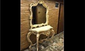 PASHA конзола с огледало