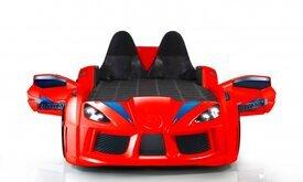 MULTI CAR червен