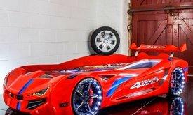 SUPER CAR GT-1 легло кола